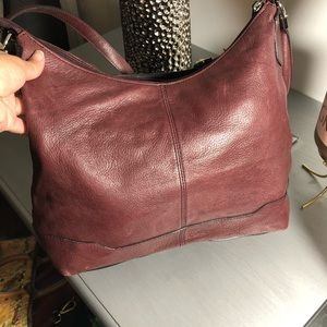 Etienne Aigner Bags - Etienne Aigner Leather Handbags Burgundy